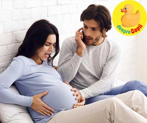 Travaliu surpriza sau cand nasterea te ia pe neasteptate - jurnal de sarcina