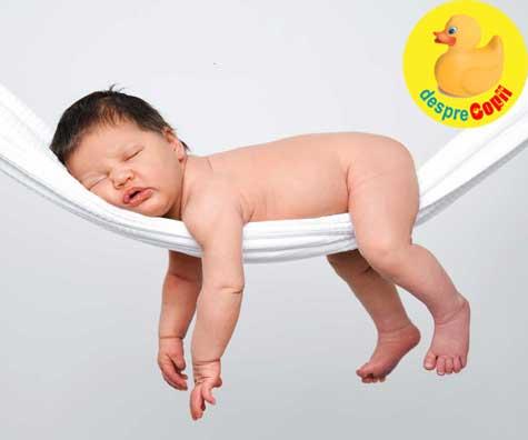 Unde doarme bebelusul? Eterna dezbatere a parintilor de bebelusi si varianta Desperados.