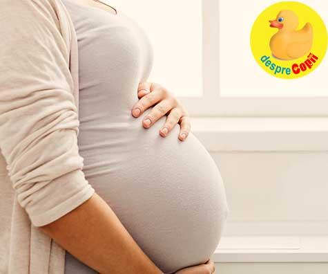 Decizii de gravida: Unde voi naste - am ales un spital de stat - jurnal de sarcina