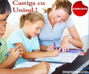 Scrie o poezie cu Unisol in bucatarie! (concurs)
