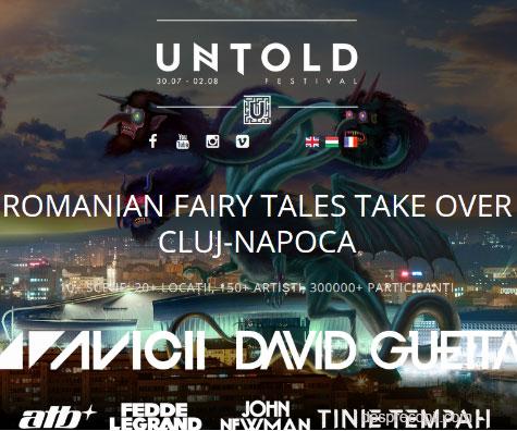 5 motive sa meargi la festivalul Untold din Cluj