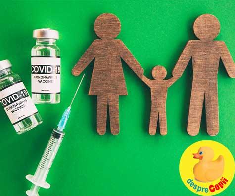 Cand vor putea copiii sa faca vaccinul COVID-19? Iata ce spun expertii