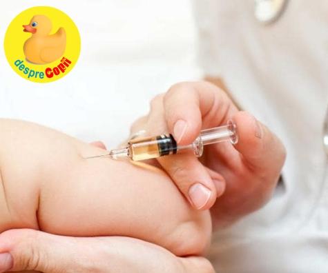 Vaccineaza-ti copilul impotriva infectiei cu rotavirus