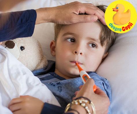 Vaccinarea antigripala la copii in perioada de coronavirus (SARS-CoV-2)