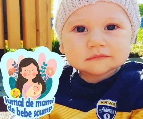 M-am vaccinat anti-Covid 19 chiar daca inca alaptez - jurnal de mami de bebe scump