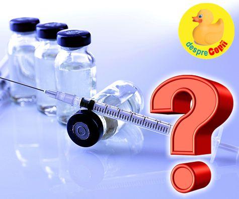 Vaccinarea: intre stiinta, mituri, ne-adevaruri si conspiratii sharuite pe Facebook