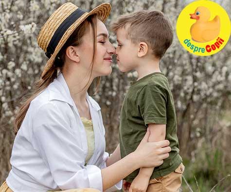 5 lucruri pe care un copil trebuie sa le invete de la parintii sai pana la varsta de 5 ani