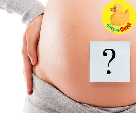 Cum se calculeaza varsta sarcinii si data preconizata a nasterii?