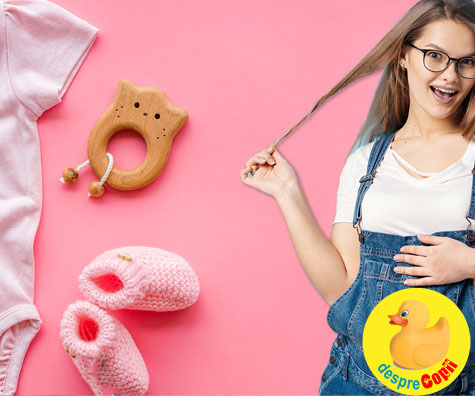 Vei avea o fata daca - acestea sunt semnele ca poti cumpara hainute roz de bebelusi