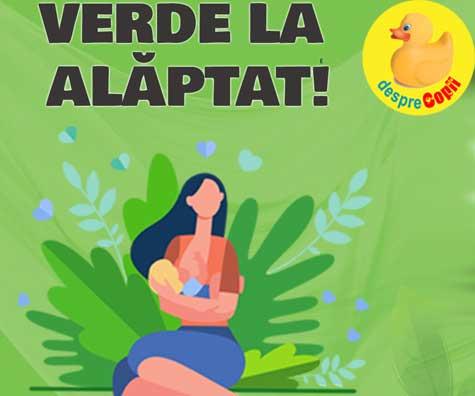 Verde la Alaptat! Cel mai important eveniment de parenting din Saptamana Internationala a Alaptarii