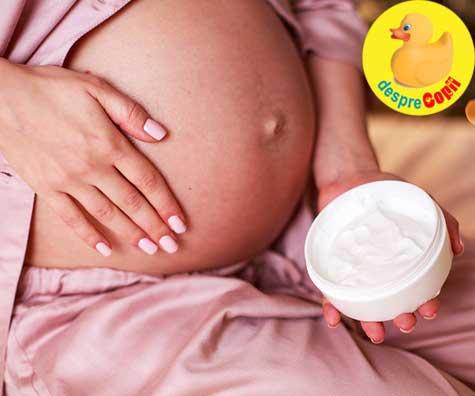 Cum previn eu vergeturile in sarcina - jurnal de sarcina