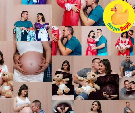 Bebe este in versiune cefalica externa si ma nelinisteste  - jurnal de sarcina