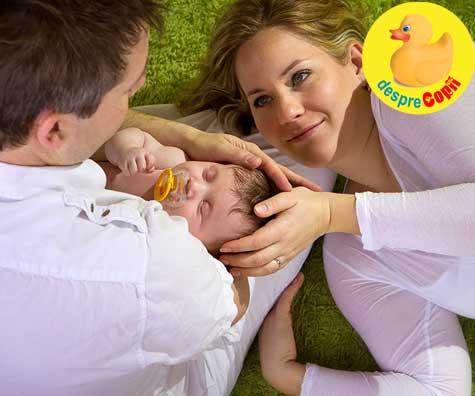 Care sunt cele mai importante calitati pe care noi, ca parinti, le putem invata? - jurnal de sarcina