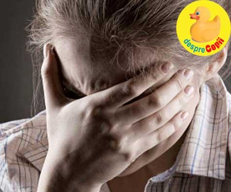 Violenta domestica in timpul sarcinii. TREBUIE sa discutam despre aceste abuzuri si TREBUIE sa stii cum sa procedezi