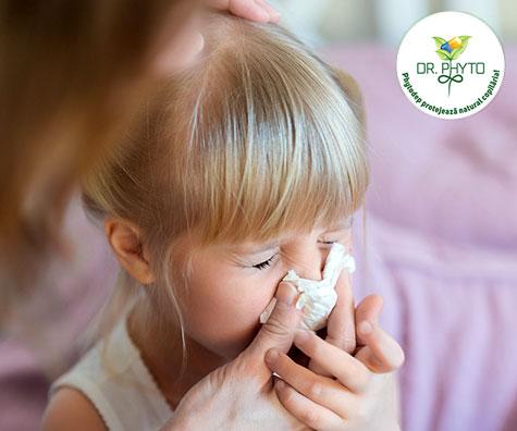 Virozele dupa inceperea scolii - cauze si tratament