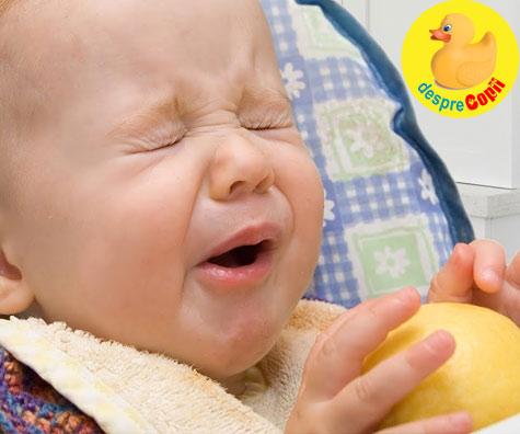 Vitamina C: au nevoie bebelusii suplimente de vitamina C? iata sfatul medicului pediatru