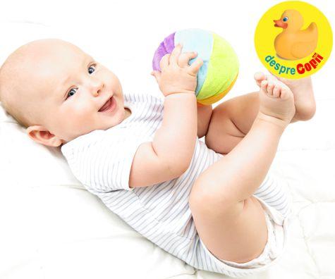Picaturi pentru un bebe sanatos si puternic: Vitamina D si bacterii benefice florei intestinale