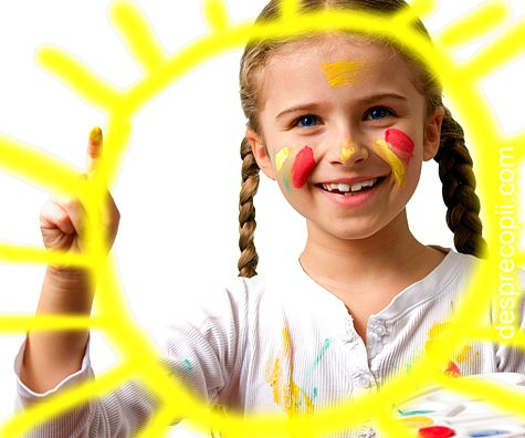 Vitamina D: necesarul zilnic pentru copil
