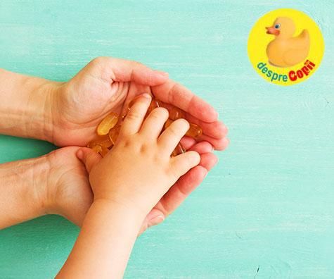 Lipsa vitaminei D și impactul asupra sănătății copiilor: creștere lentă, oase moi, convulsii, boli de inimă și rahitism