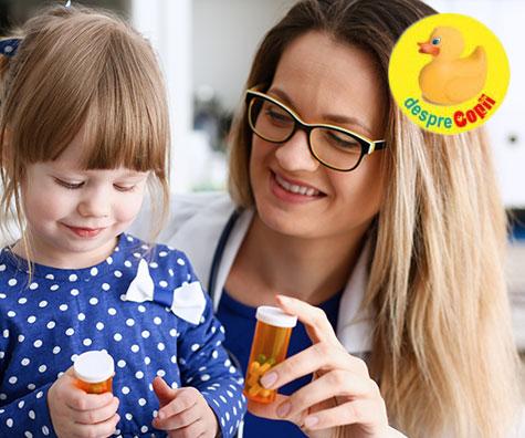 Vitaminele si suplimentele pentru copii sunt cu adevarat necesare copiilor? Iata in ce conditii un copil ar putea avea nevoie de vitamine
