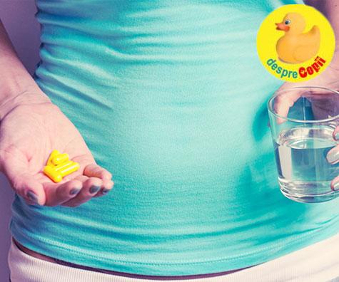 De ce sunt importante vitaminele prenatale inainte de a ramane insarcinata