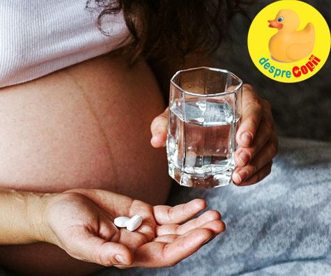 Trebuie sa iau vitamine prenatale pe parcursul sarcinii? Iata recomandarile medicului