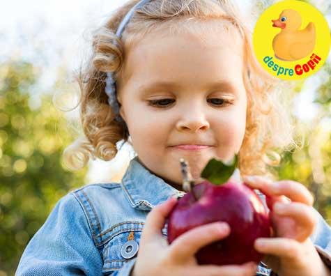Aceste vitamine si minerale sunt esentiale pentru dezvoltarea copiilor