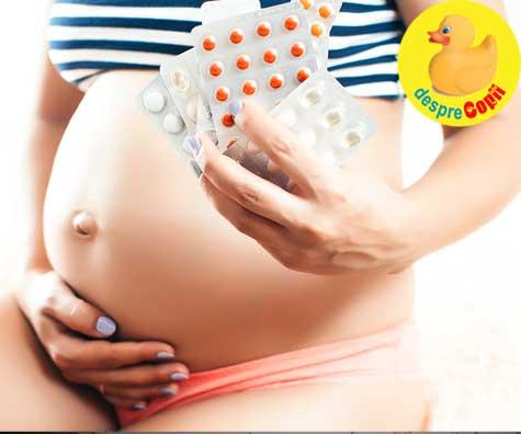 Al treilea trimestru de sarcina - iata ce vitamine si nutrienti sunt necesari bebelusului in aceasta perioada