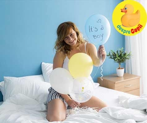 23 de semne care anunta ca vei avea un baietel!