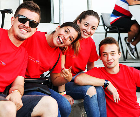 UNTOLD recruteaza peste 1.200 de voluntari!