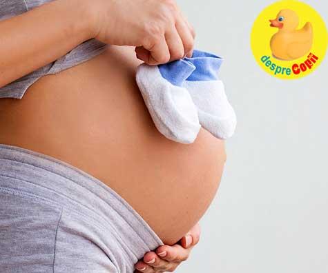Saptamana 16: a doua sarcina si vom mai avea un baietel - jurnal de sarcina