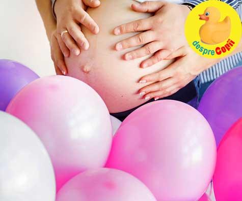 Nu mi-am imaginat niciodata ca voi avea o fetita - jurnal de sarcina