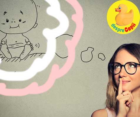 10 intrebari pe care toate femeile le au atunci cand isi doresc un bebe pentru prima data