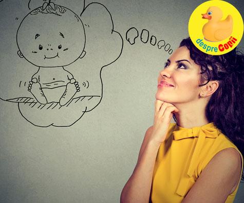 Vreau un bebelus: dialogul mintii mele cu hormonii