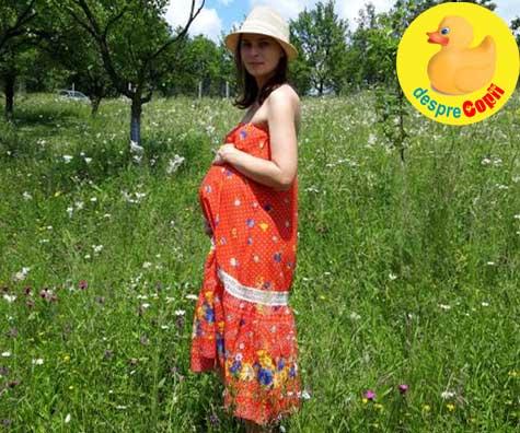 Zilele dificile vin la pachet cu sarcina - jurnal de sarcina