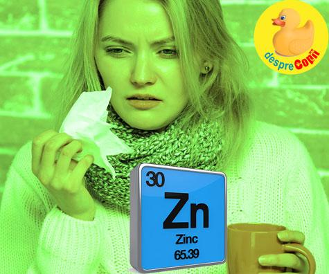 Este zincul cu adevarat un inamic al racelii? Iata ce spun specialistii
